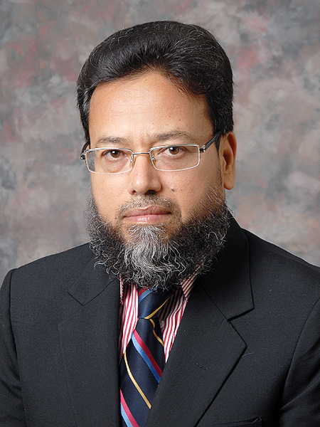 Syed Maqsood Ahmed is a fellow member of the Institute of Corporate Secretaries of Pakistan, serving on the Council of the Institute since last three years. - maqsood-ahmed
